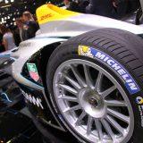 Formula E et pneu Michelin