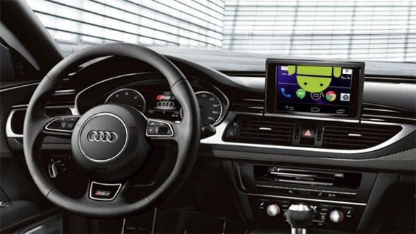Volvo et Audi annoncent Android Auto