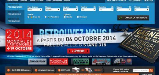 Allopneus.com pneu pas cher sur internet à prix discount
