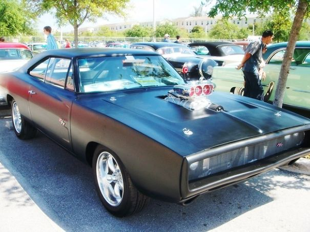 Dodge Charger R/T 1970 : film fast and Furious