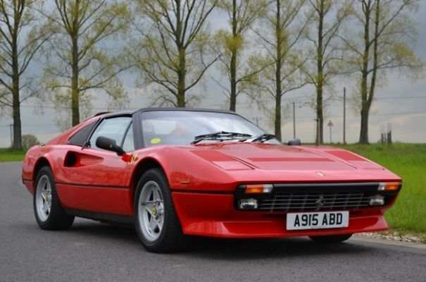 Ferrari 308 GT s: série télé Magnum