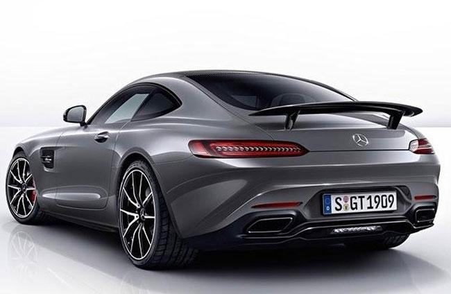 Mercedes AMG GT Edition arrière