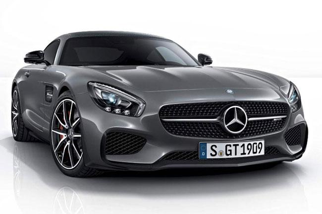 Mercedes AMG GT Edition
