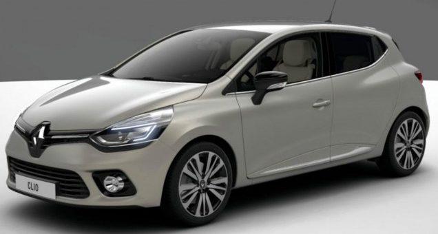 Renault déballe la Renault Clio Initiale Paris 2014