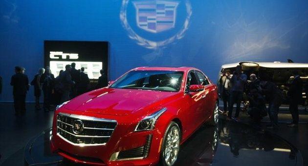 GM proposera des voitures connectées et semi-autonomes en 2016
