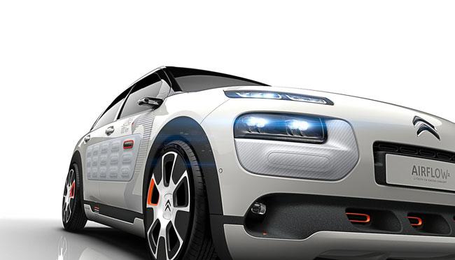 En images : Citroën C4 Cactus Airflow 2L