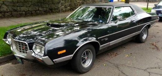 Ford Grand Torino 1972 : pour le film Gran Torino