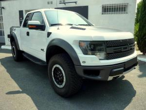 FORD Raptor SVT SUPERCAB 6.2L V8 LUXURY 2014