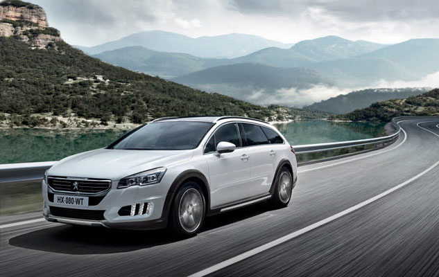 Peugeot 508 RXH BlueHDI break