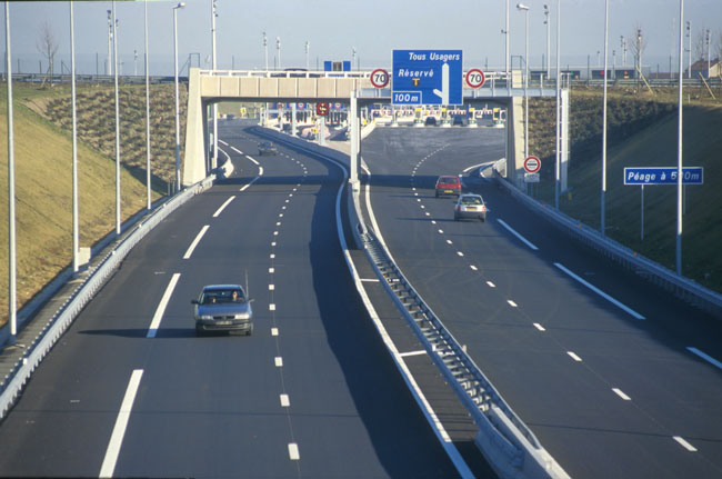 Tarif des autoroutes