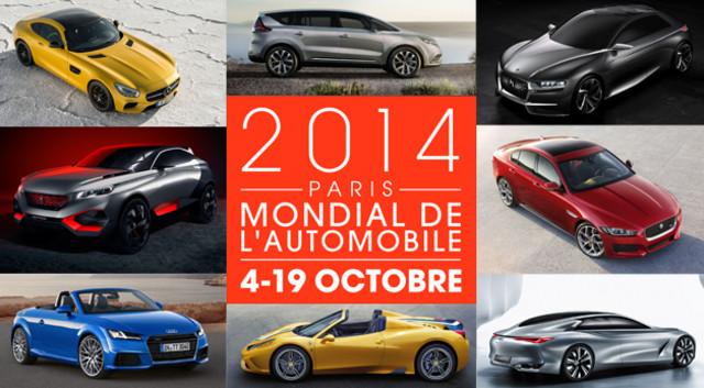 Mondial de l'Auto 2014 : le plus grand salon automobile du monde est prêt !