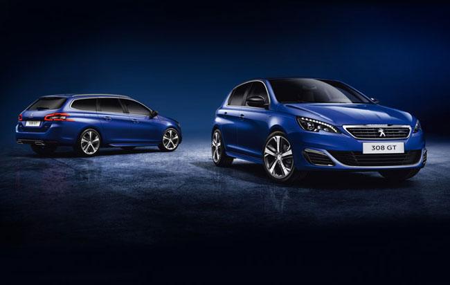 Nouvelle Peugeot 308 GT : les prix annoncés par Peugeot