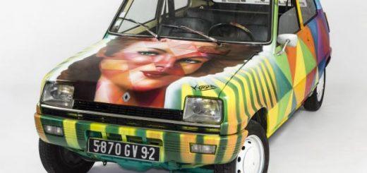 Renault R5 customisées