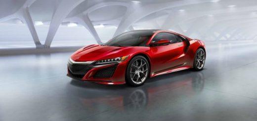 A l'occasion du salon de l'automobile de Détroit, Honda, vient de proposer sa nouvelle génération de voiture hybride baptisée Honda Acura NSX 2015