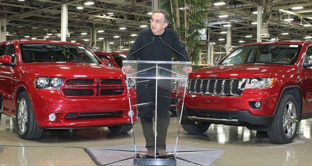 Salon de l'automobile de Détroit 2015 : l'administrateur de Fiat Chrysler déclare être ouvert aux alliance pour cofinancer les coûts de développement