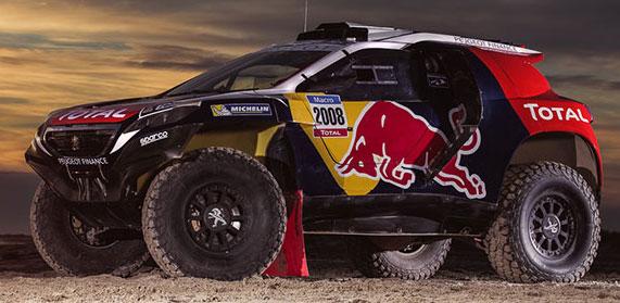 Michelin et ses nouveautés pour le Dakar 2015