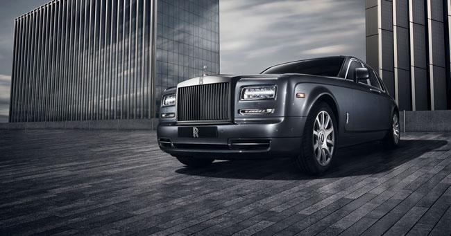 Un SUV chez Rolls-Royce pour contrer celui de Bentley
