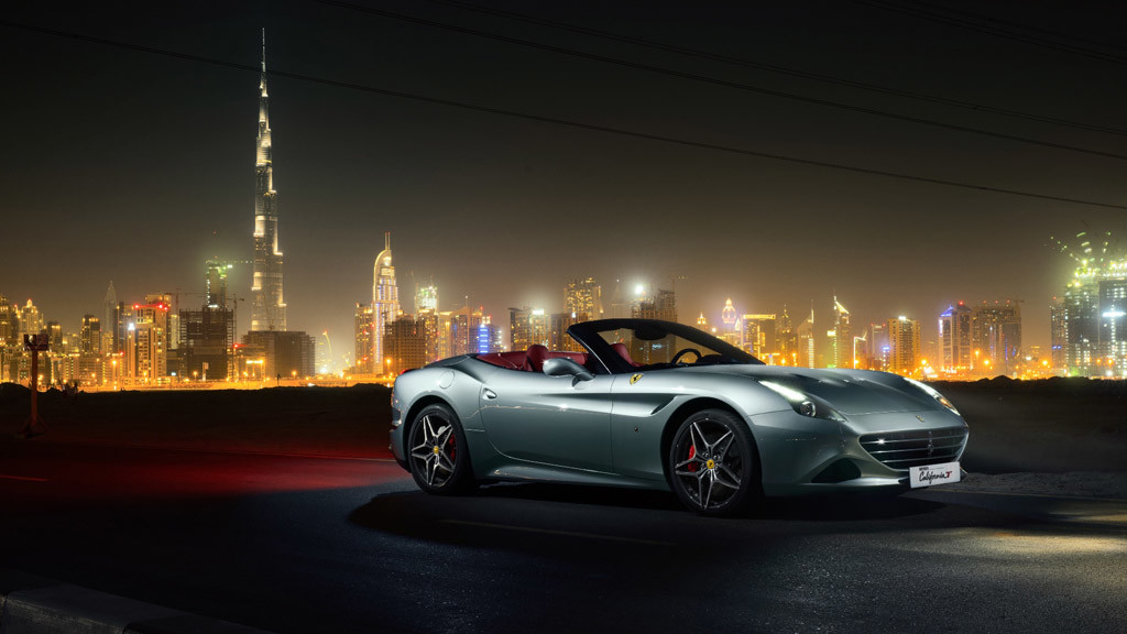 Ferrari California T « Cabriolet de l'année »