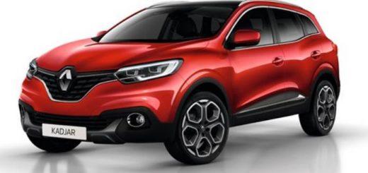 Un look ravageur pour le Renault Kadjar