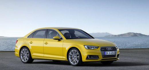 La nouvelle Audi A4 2015