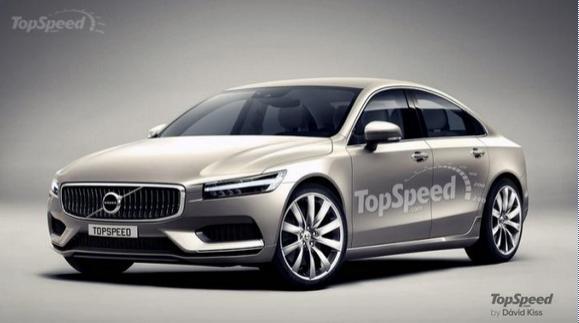 Concept de Volvo S90