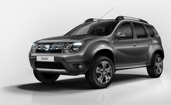 dacia duster un nouveau duster pour 2017. Black Bedroom Furniture Sets. Home Design Ideas