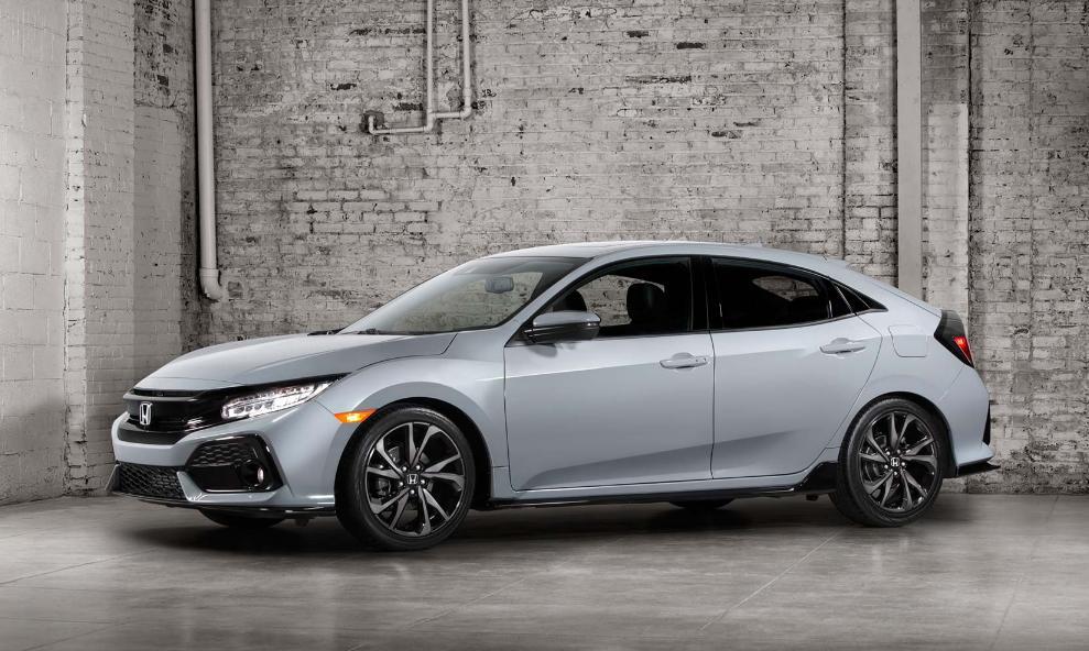 Nouvelle Honda 2017