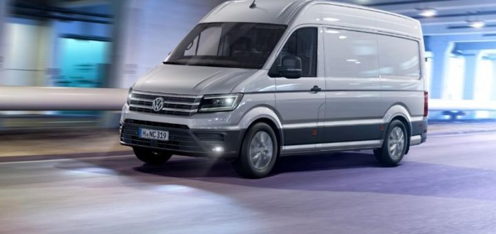 design vw crafter 2017
