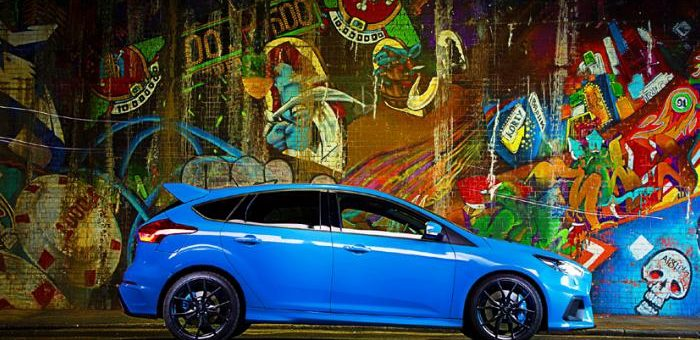 ford focus rs mountune de 375 chevaux