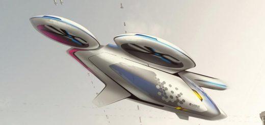 prototype taxi volant airbus