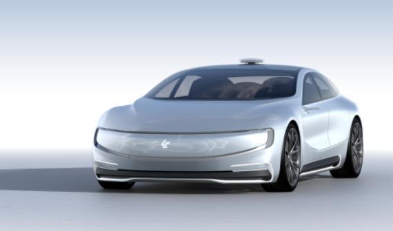 voiture electrique leeco