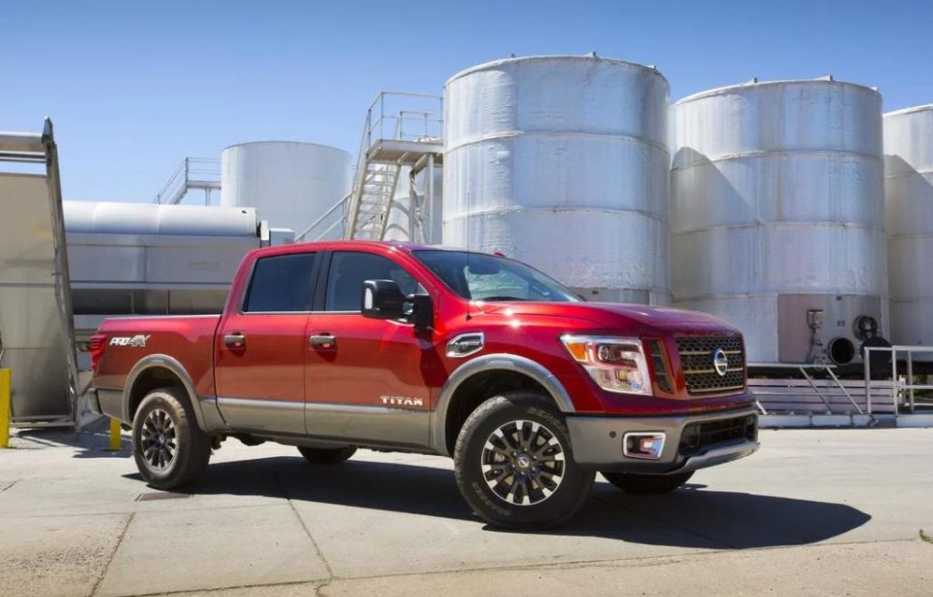 Pick-up Nissan Titan