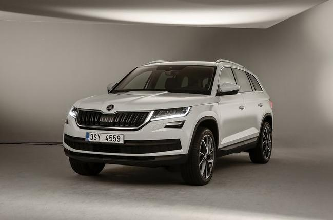 le nouveau suv kodiaq enfin d voil par skoda photos. Black Bedroom Furniture Sets. Home Design Ideas