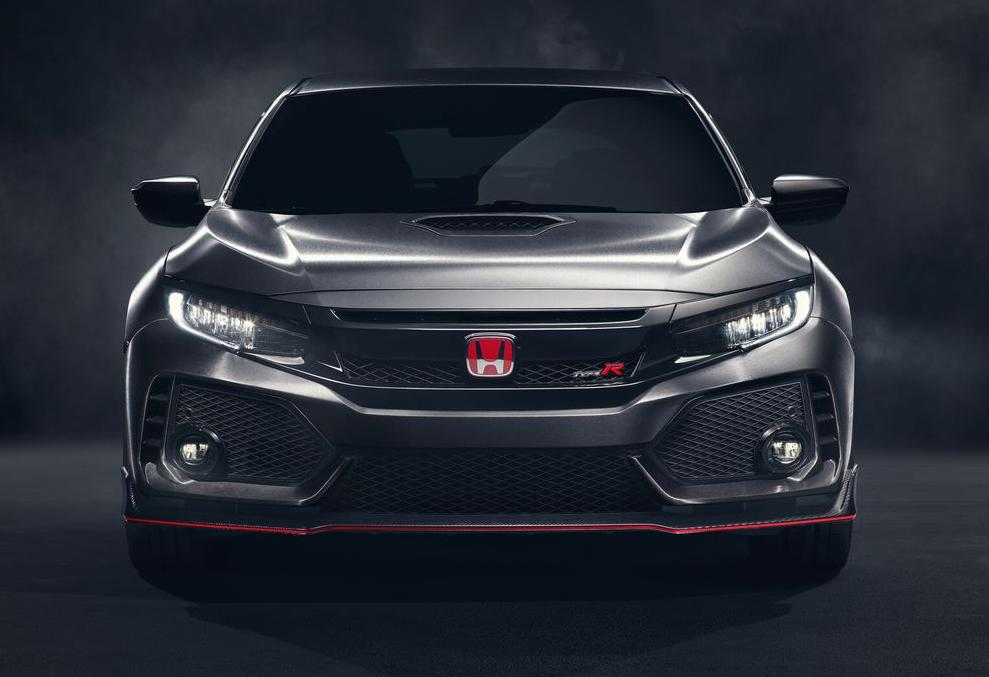 honda-civic-type-r-calandre