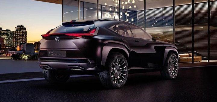 Le concept Lexus UX de 2017