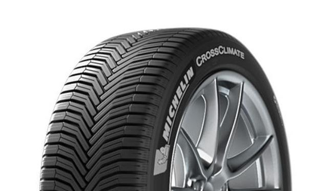 crossclimate michelin pr sente au mondial de paris un nouveau pneu d 39 t utilisable en hiver. Black Bedroom Furniture Sets. Home Design Ideas