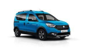 Nouveau Dacia dokker Stepway 2017
