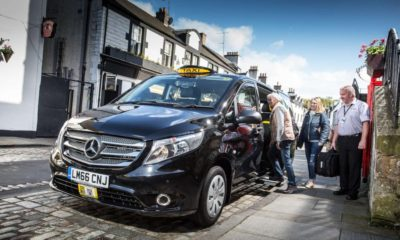 black cab mercedes vito4