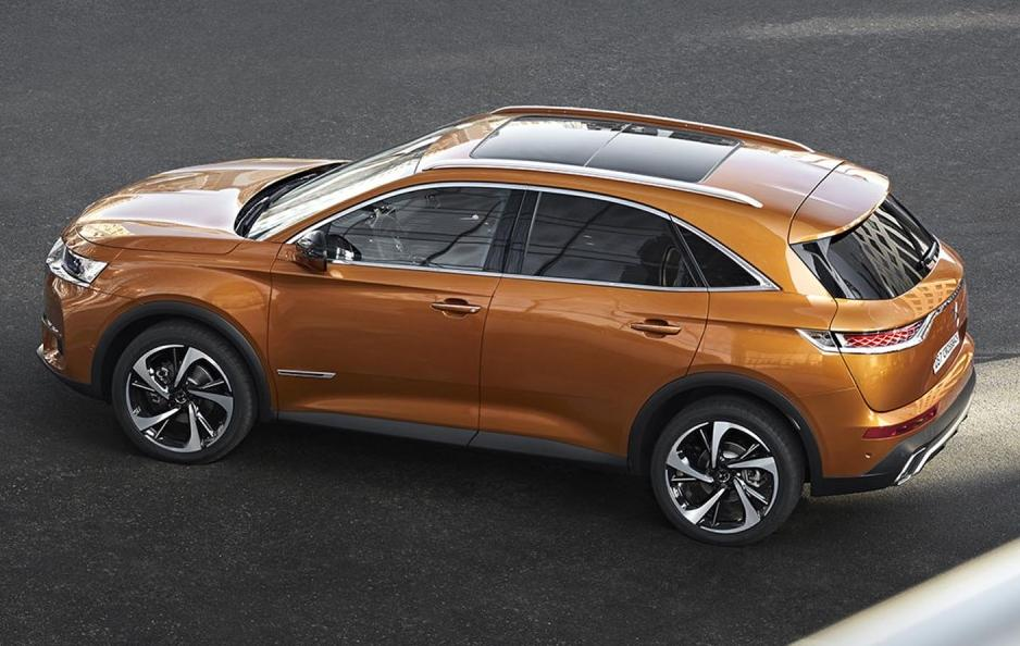 ds crossback 2017
