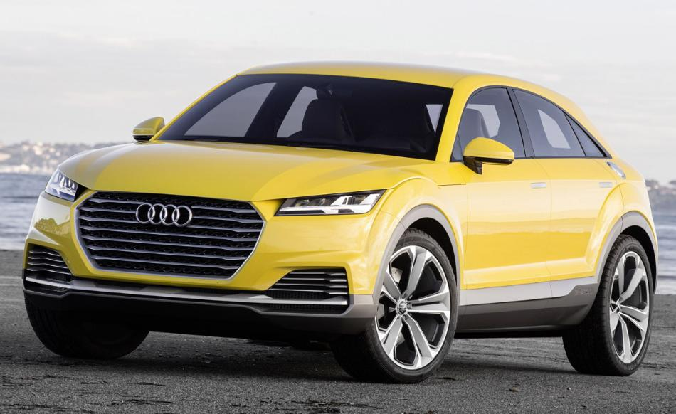 SUV Audi Q4
