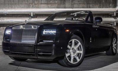 Limousine Roll Royce