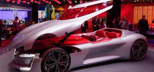 La GT électrique Renault Trezor